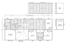 model 28604f manufactured home floor plan or modular floor plans
