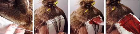 where to place foils in hair zipa precision hair foils hair foiling highlights and lowlights