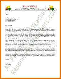 10 application letter sample for teaching job texas tech rehab
