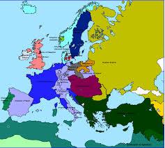 Map Of Denmark Disney Europe 1812 An Update On An Older Map Of Mine