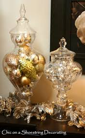 Pictures Of Simple Christmas Decorations Chic On A Shoestring Decorating Not So Simple Christmas Decor
