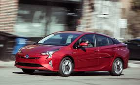 toyota 2016 2016 toyota prius four touring test u2013 review u2013 car and driver