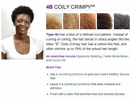 type 4c hair styles how to determine hair type on natural hair kinkycurlycoilyme