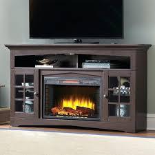 espresso home decorators collection fireplace stands corner