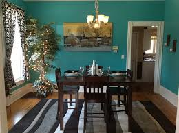 Teal Dining Rooms Dining Room Teal ColorBest  Teal Dining Rooms - Teal dining room