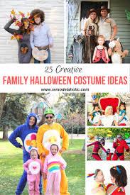 25 creative family halloween costume ideas family halloween