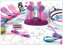 hair bow maker style me up bow maker