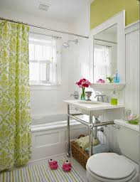 Kids Bathroom Colors 18 Bathroom Curtain Designs Decorating Ideas Design Trends