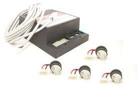 led strobe light kit led strobe tube kit lights strobes hideaways extreme