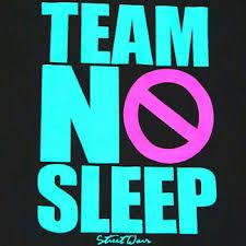Team No Sleep Meme - no sleep pictures team no sleep miami beach edition men s t