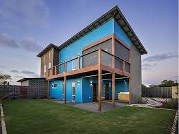 two story houses modern two story house in australia adorable home