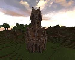 check out this awesome minecraft rpg project u201cpandarthiel