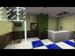 minecraft badezimmer einrichten ideen ideen