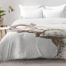 Elephant Print Comforter Set Elephant Bedding For Adults Wayfair
