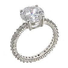 Wendy Williams Wedding Ring by Fake Engagement Rings U0026 Fake Diamond Wedding Ring Jewelry