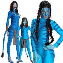 Halloween Avatar Costume Avatar Costumes Sci Fi Movie Costumes Brandsonsale