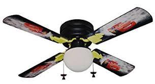 Ceiling Fan Amazon by Disney Pixar Cars Lightning Mcqueen 42