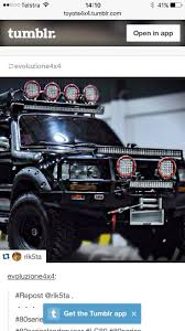 land cruiser pickup accessories 767 best land cruiser 80 images on pinterest toyota land cruiser