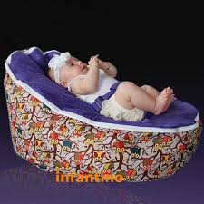 2018 hoot owl with purple seat giant bean bag chair bed sleeping