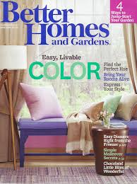free better homes and gardens magazine home design ideas with