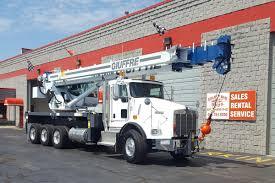 kenworth service truck 40 ton manitex 40124shl
