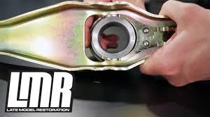 mustang throwout bearing u0026 clutch fork install 79 04 fox body