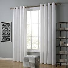 Single Curtains Window Luxury Modern Solid White Black Red Purple Color Top Quality