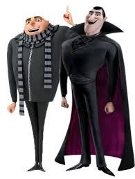Gru Halloween Costume Laugh Gru Papa Drac Creators