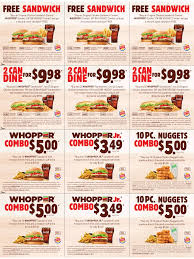 burger king printable coupons expire january 4 2015 places to
