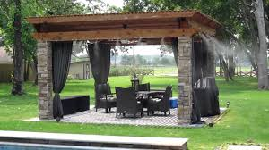 Best Patio Mister System Cool Your Patio By Diy Patio Misting Systems At Affordable Cost