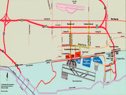 San Diego Airport Terminal Map by File Casey Development Nieders Tijuana Cross Border Terminal