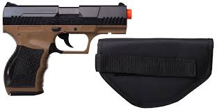 Airsoft Backyard War Amazon Com Stinger P9t Airsoft Pistol Kit Air Soft Camo
