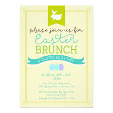 easter brunch invitations easter egg hunt invitations announcements zazzle