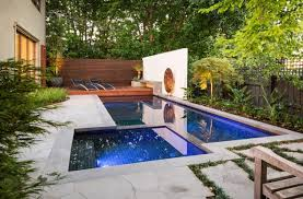 Pool Designs For Backyards Exceptional Contemporary Swimming Pool Designs For The Sunny Days