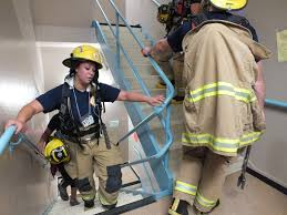 Firefighters Stair Climb by Juneau Firefighters Officers Climb To Remember Those Who Perished