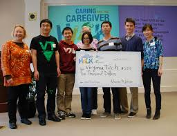 Virginia Tech Interactive Map by Virginia Tech Team Wins Caregiver Design Challenge News