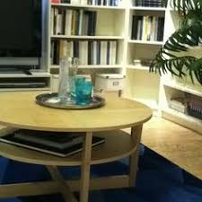 ikea vejmon coffee table a perfect height for a chair or sofa the ikea vejmon side table has