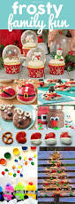 frosty family fun holiday and christmas treats crafts and diy