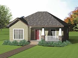 Homes Plans With Cost To Build Eplans Craftsman House Plan Low Cost Craftsman Cottage 1073