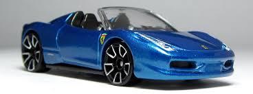 Ferrari 458 Blue - model of the day wheels ferrari 458 spider in blue u2026 u2013 the