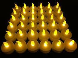 led tea lights battery life amazon com flameless led tea light candles vivii battery powered