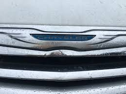 chrysler grill used 2013 chrysler 200 4 door car in duncan bc p4004