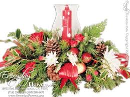 Christmas Centerpiece Images - christmas centerpiece hurricane candle delivery by everyday flowers