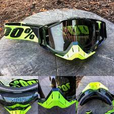 fly motocross goggles 100 fox fly acerbis precision racing products fresh dirt