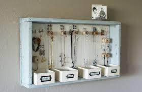 Jewelry Shop Decoration 36 Ways To Stay Organized With Diy Jewelry Holders