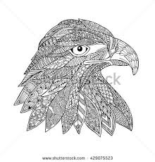 eagle tattoo stock images royalty free images u0026 vectors