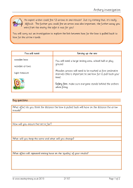 science report template ks2 primary science resources for investigations teachit primary