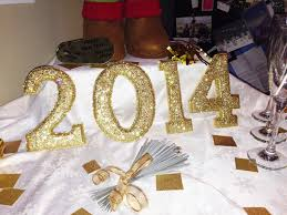 New Year Decoration Diy by Choosing Happy New Years Eve 2014