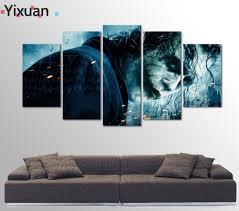 Living Room Art Paintings Online Get Cheap Joker Canvas Painting Aliexpress Com Alibaba Group