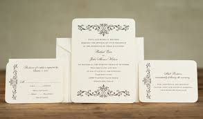 wedding invitation paper diy wedding invitations woodlands